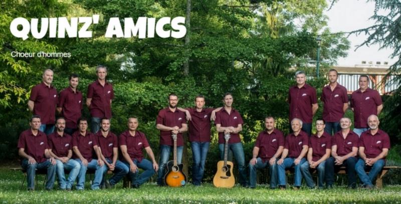 Chorale Quinz'Amics - SAULT-DE-NAVAILLES