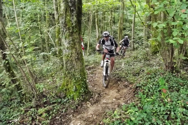 Randonnée Cyclo Union Lanneplanais - LANNEPLAA