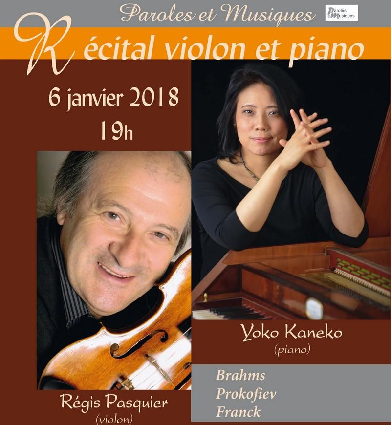 Récital violon et piano - ORTHEZ
