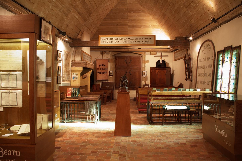 Visite thématique : 1620, le Béarn devient français - ORTHEZ