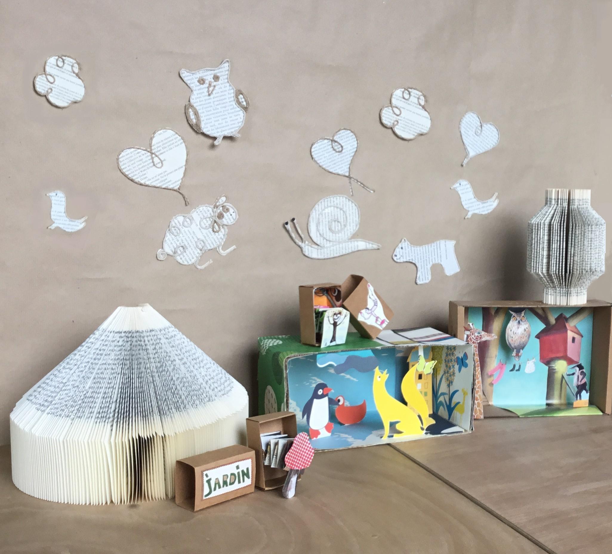 Exposition participative : Jeux de papier - ORTHEZ