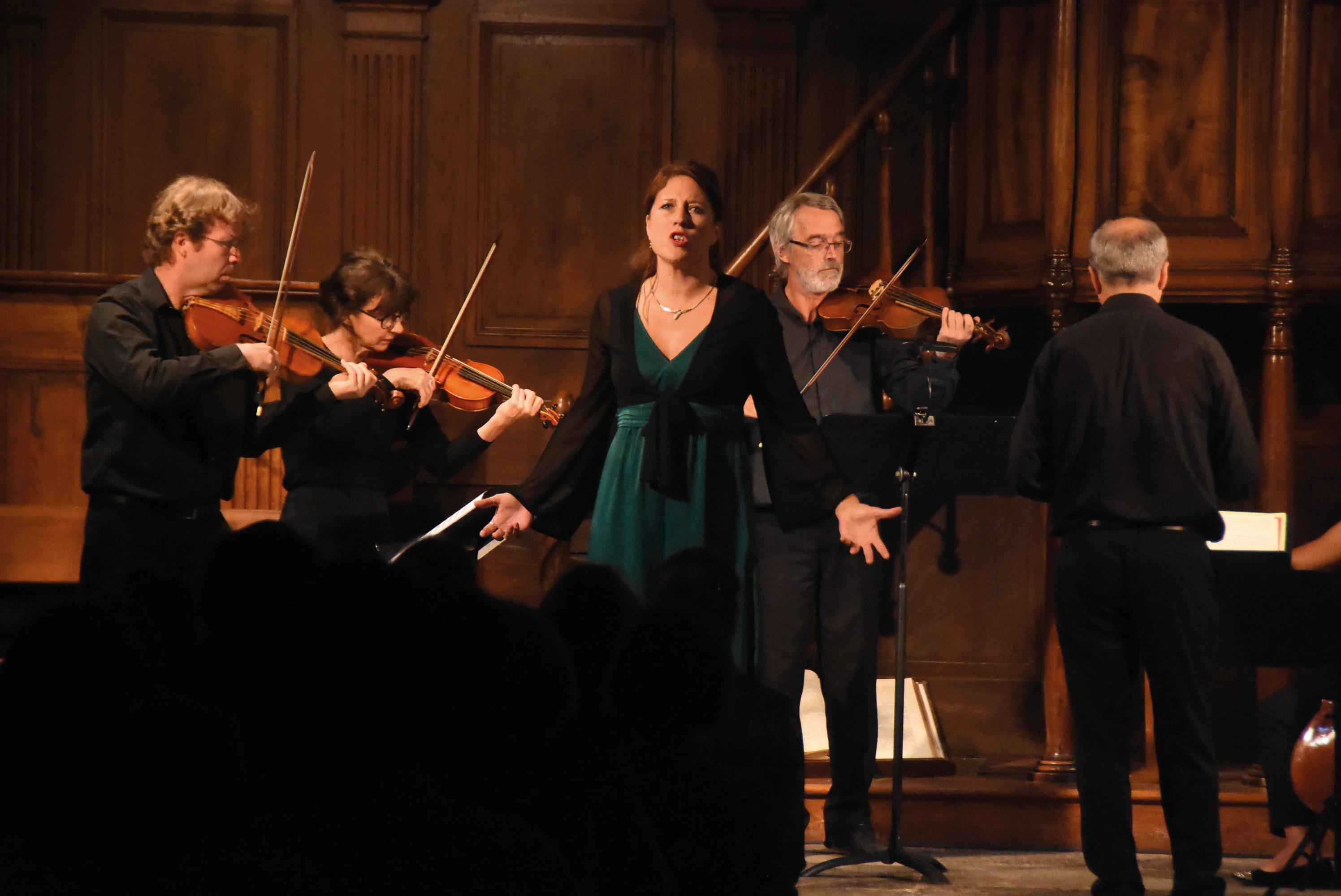 Ensemble baroque de Toulouse : A fleur de peau, viva Vivaldi ! - ORTHEZ