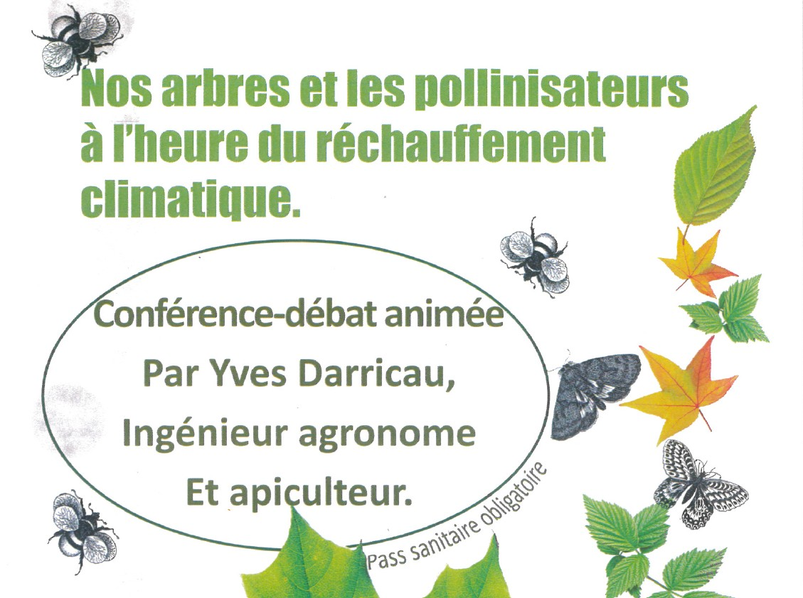Conférence débat - LABASTIDE-CEZERACQ