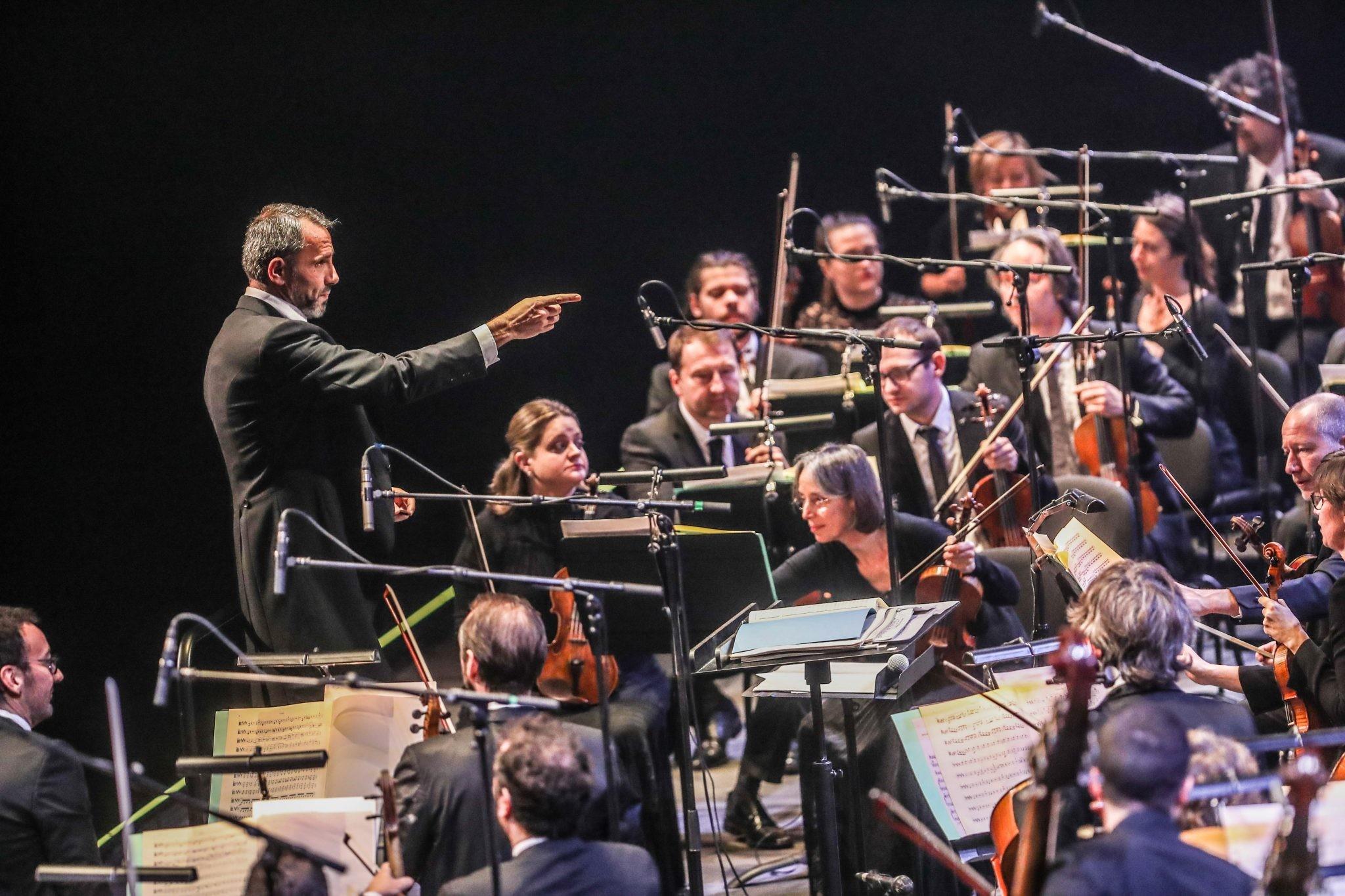 Concert de l'OPPB - Ensemble de cuivres - MOURENX