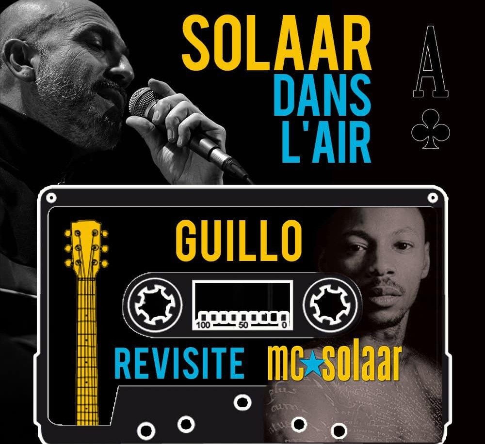 Concert : Guillo revisite Mc Solaar - ARTHEZ-DE-BEARN