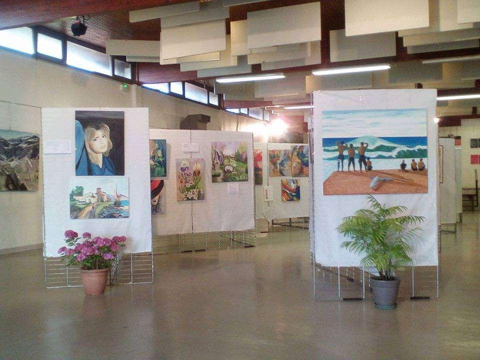 Exposition de peintures et sculptures - PUYOO