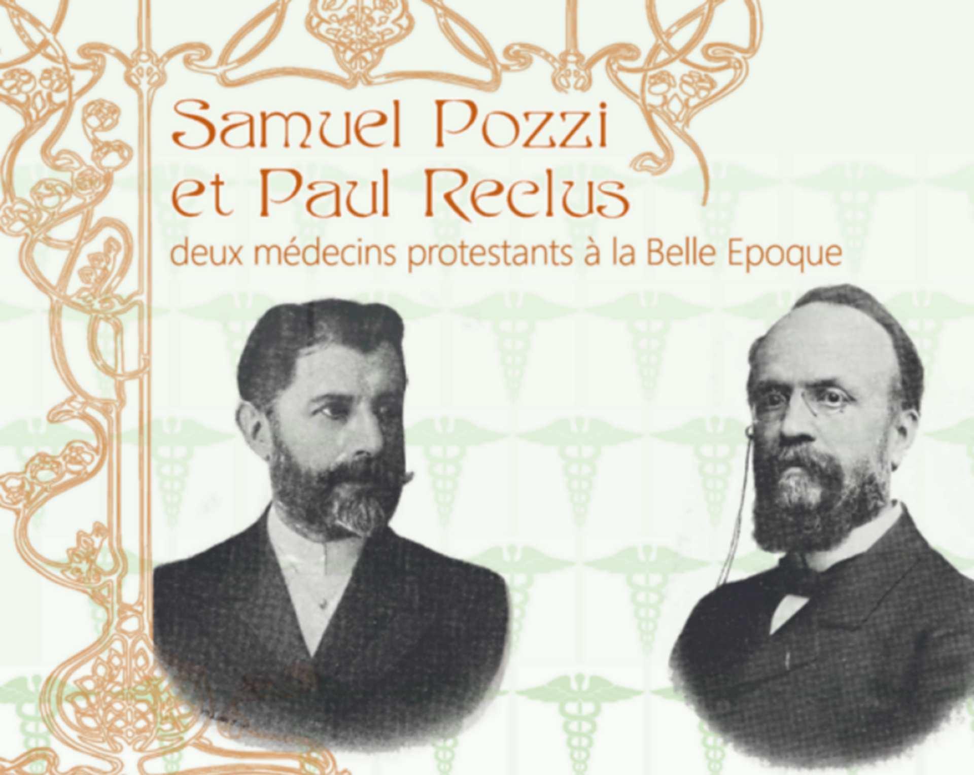 Vernissage Exposition : Samuel Pozzi et Paul Reclus, deux médecins protestants - ORTHEZ