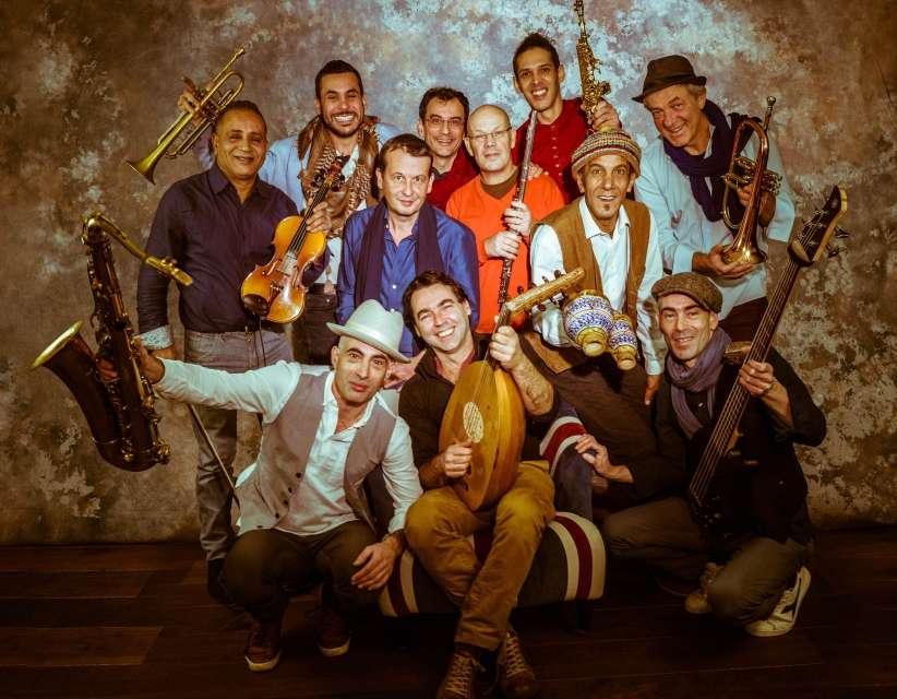 Concert : Fanfaraï Big Band / raï is not dead - ORTHEZ