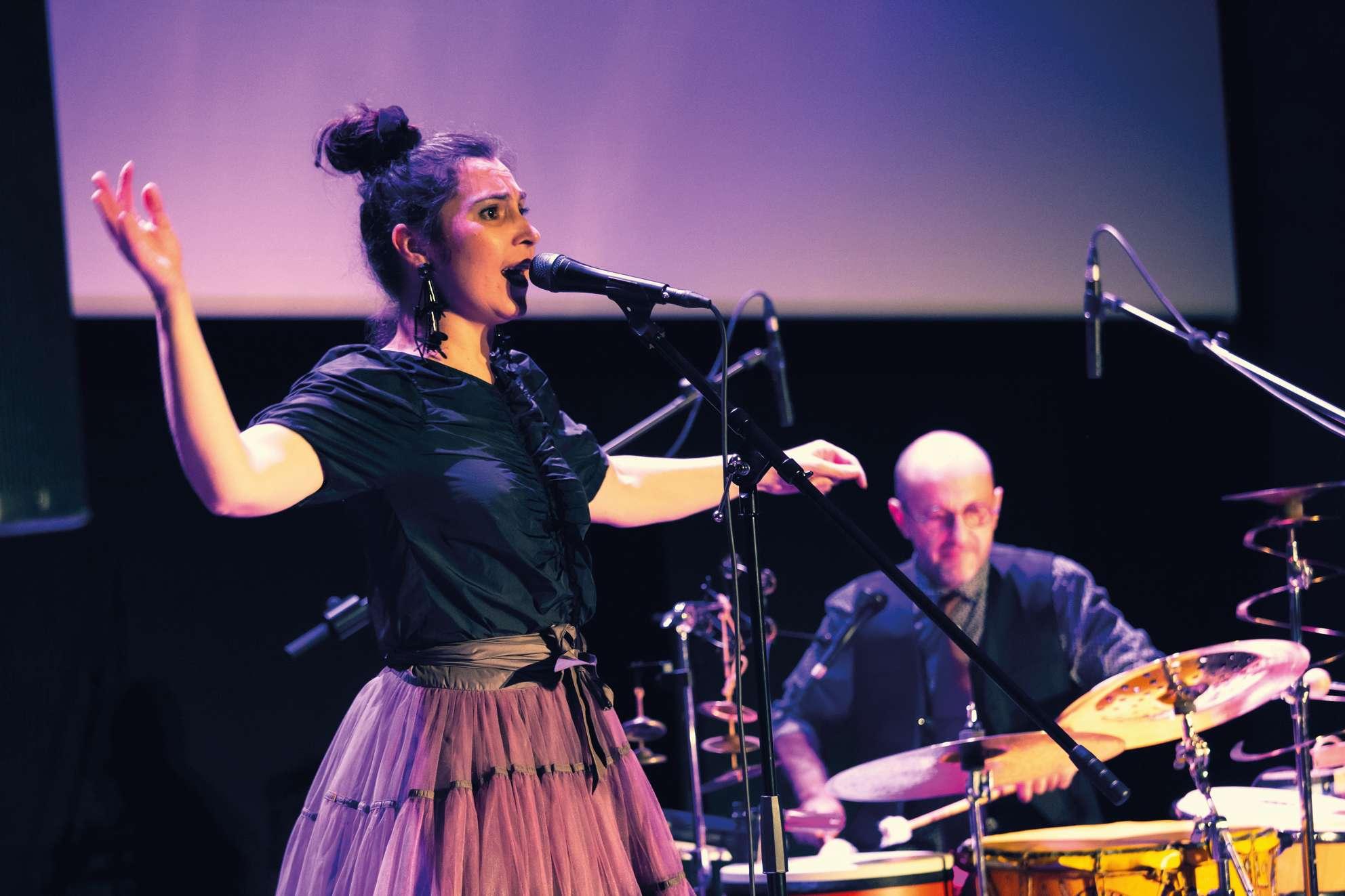 Concert : Mademoiselle Laure - ORTHEZ