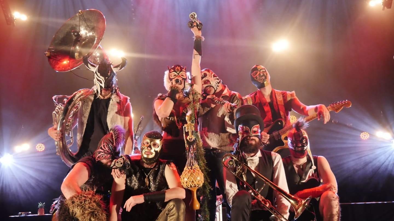 Concert de la fanfare Santa Machete - ORTHEZ