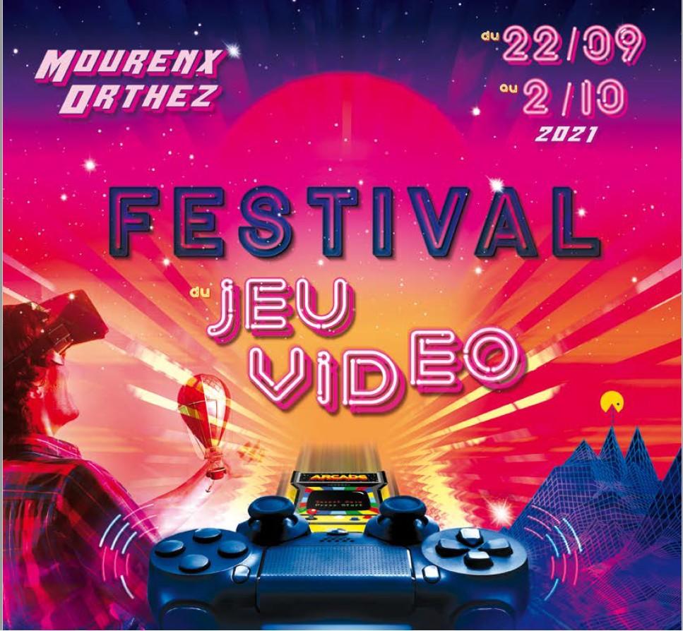 Festival de jeu vidéo : Soirée Jeux - ORTHEZ