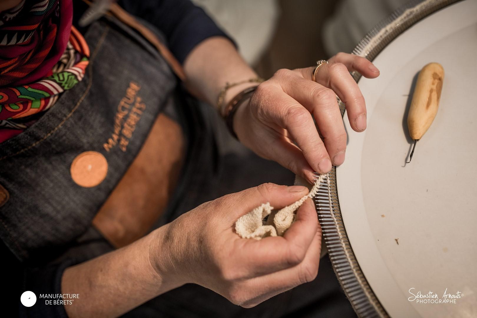Journées du patrimoine : Visite de la manufacture de bérets - ORTHEZ