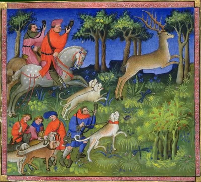 Conférence : Les enluminures au Moyen-Age - ORTHEZ