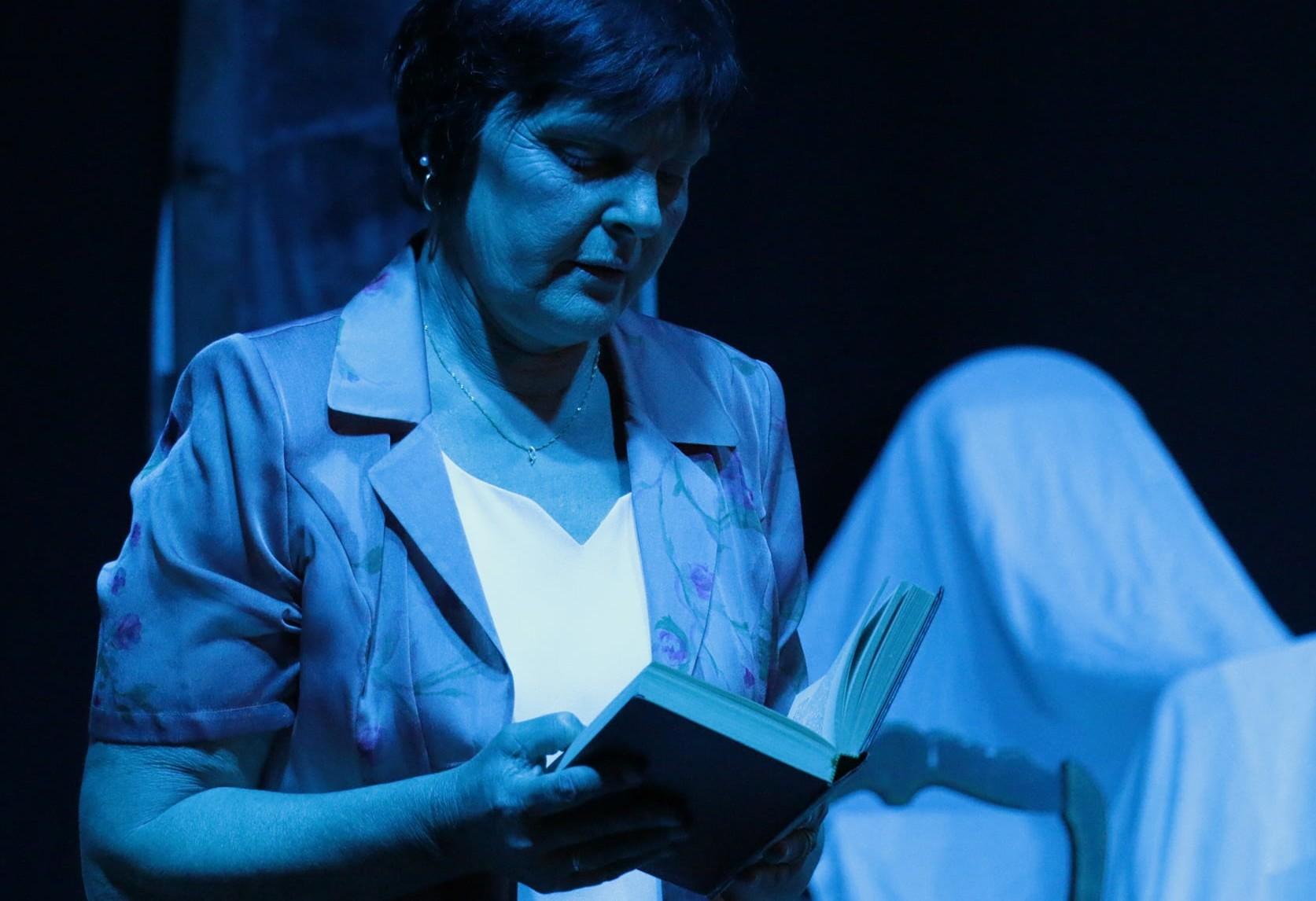 Théâtre : Au plus noir d'une nuit terrible - MOURENX