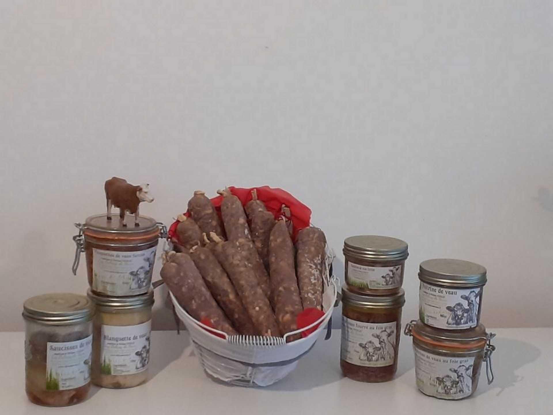 Rendez-vous à la ferme : Les P'tits cuisinés de Castillon - CASTILLON (CANTON D'ARTHEZ-DE-BEARN)