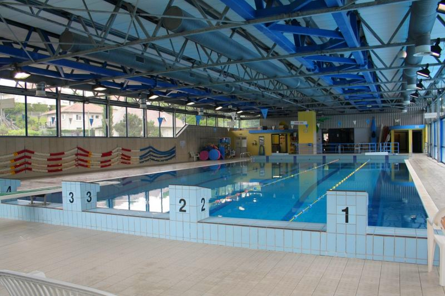 Initiation water polo - ORTHEZ