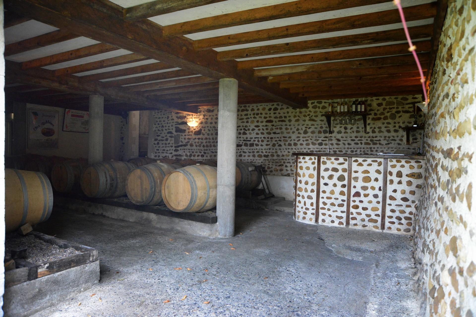 Visite et dégustation accord mets et vins : Clos Bellevue - CUQUERON
