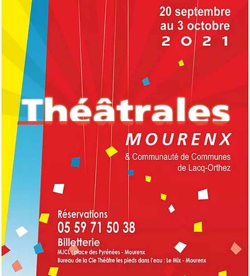 Les Théâtrales : Spectacle de danse - MOURENX