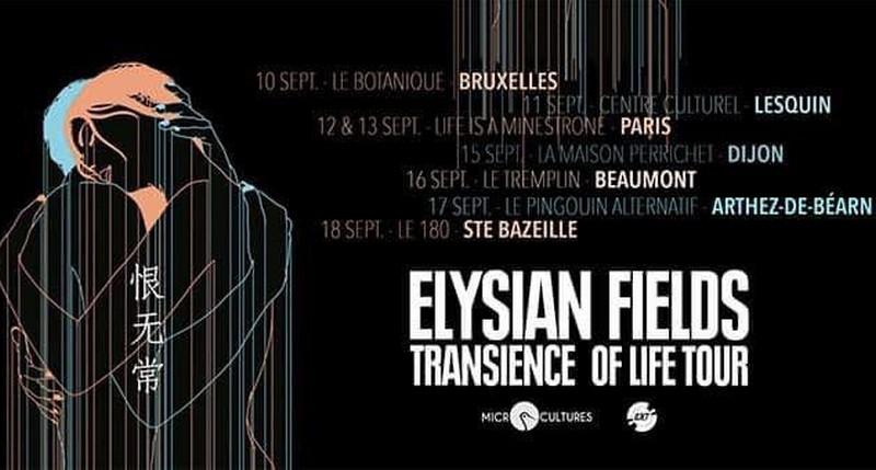Concert : Elysian fields et Matt Low - ARTHEZ-DE-BEARN
