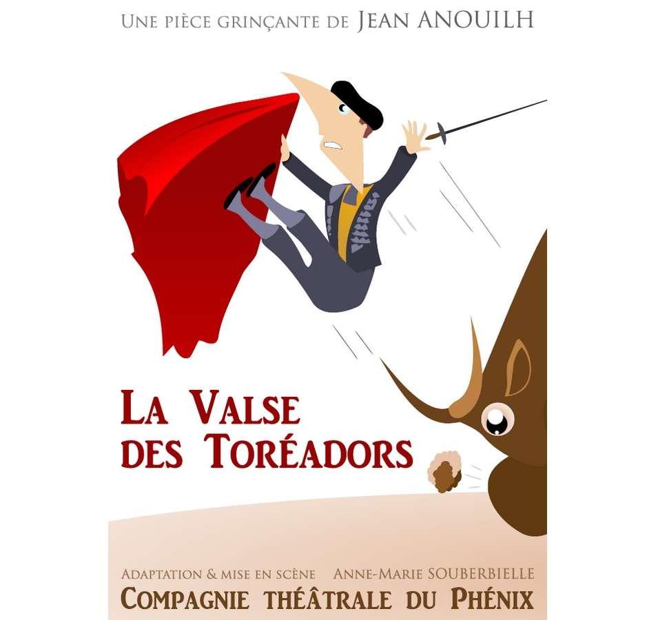 Théâtre : La valse des toréadors - MONT