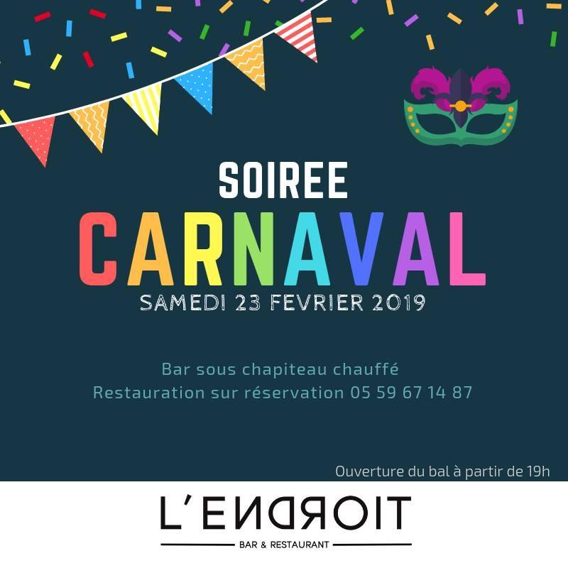 Soirée Carnaval - ORTHEZ