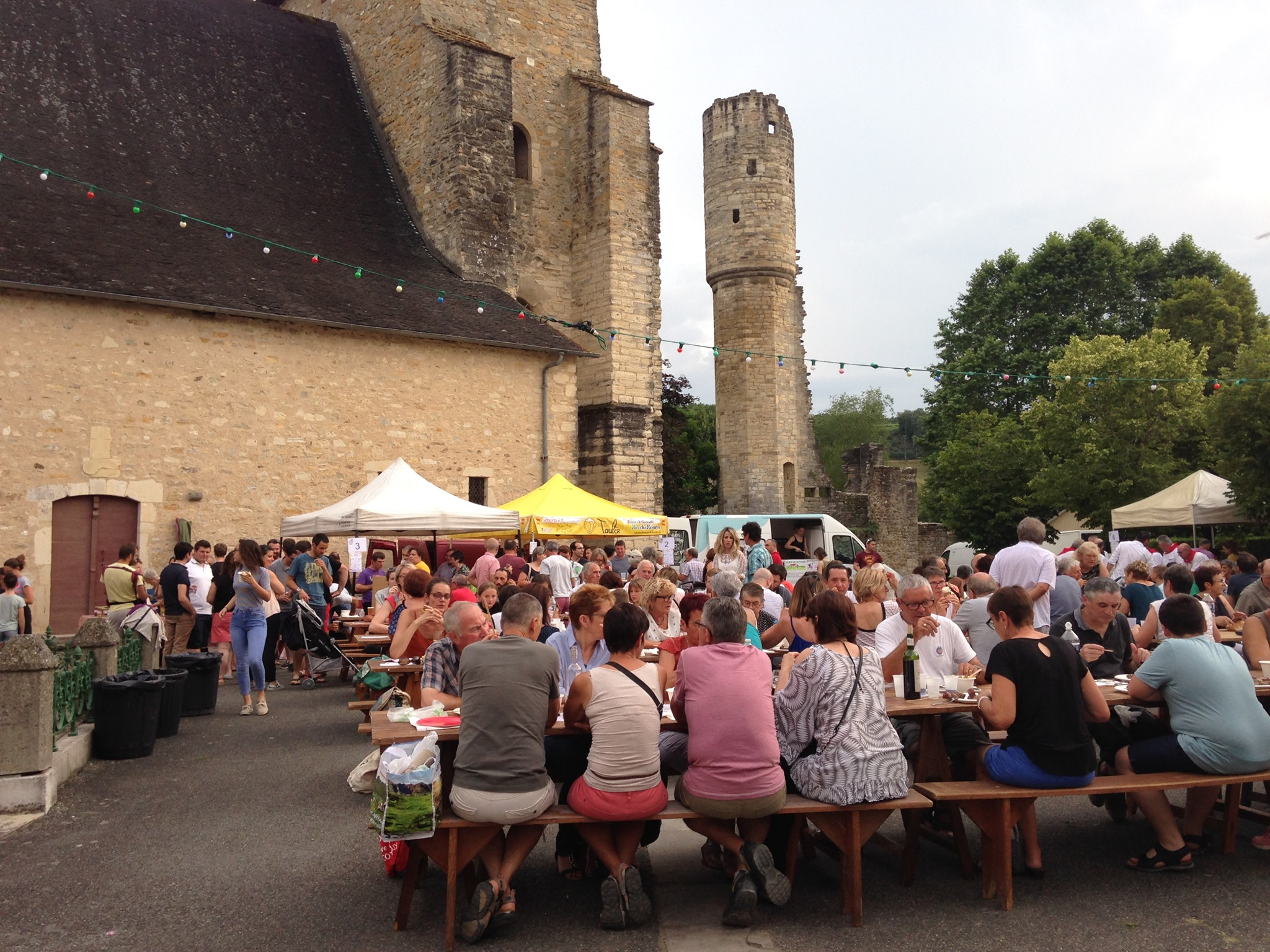 Marché des Producteurs de Pays - LUCQ-DE-BEARN