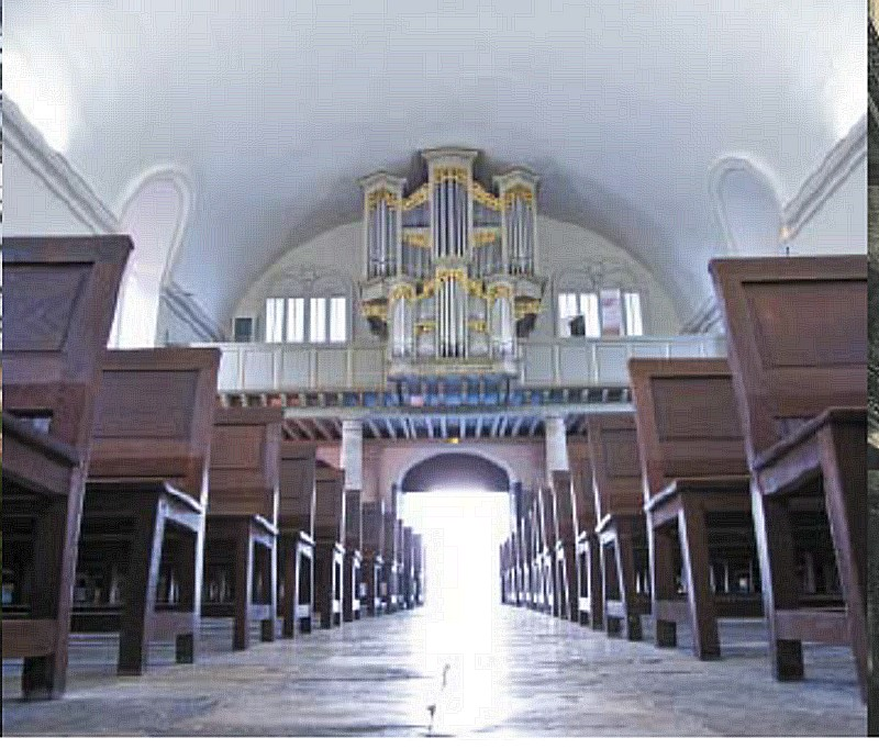 Journées du Patrimoine : Présentation de l'orgue - ORTHEZ