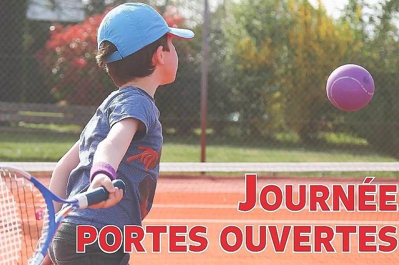 Journée Portes Ouvertes au Tennis Club Orthézien - ORTHEZ