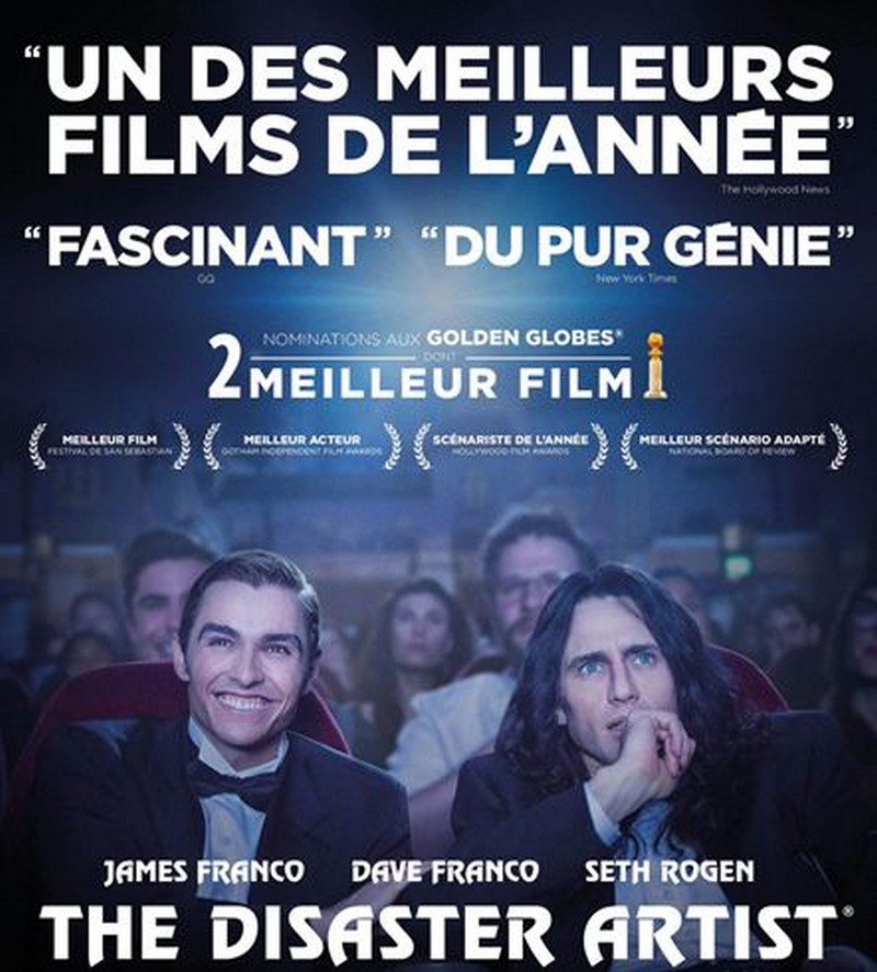 Ciné-débat : The disaster artist - ORTHEZ