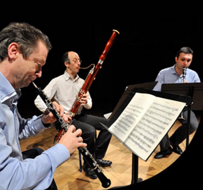 Partitions bucoliques - Concert : Trio d'anches - ORTHEZ