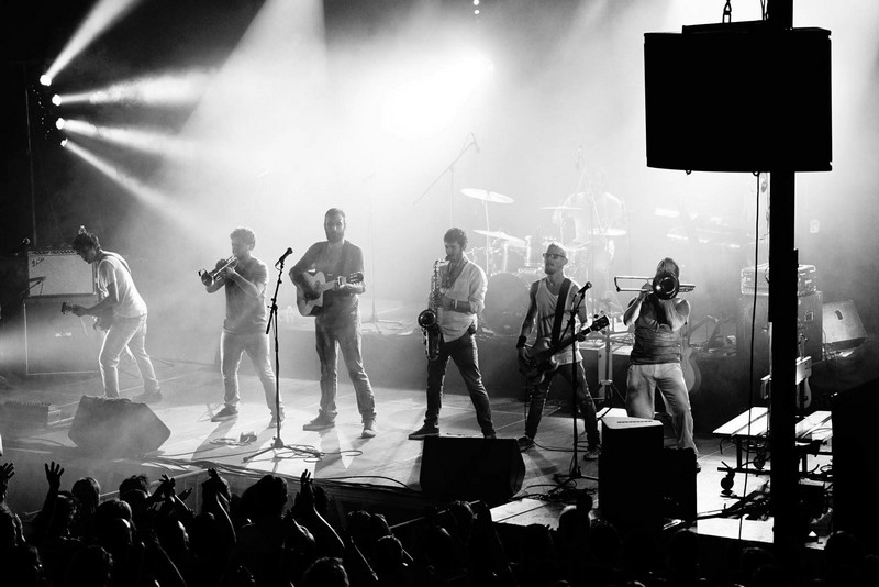 Concert Le Trottoir d'en face - ORTHEZ
