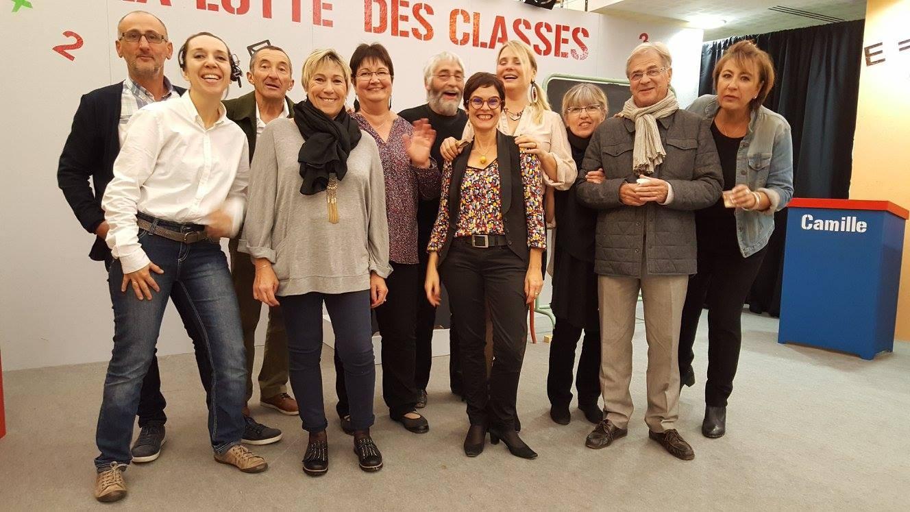 Théâtre : A bonne école - SAULT-DE-NAVAILLES