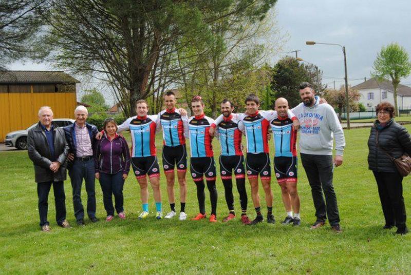 Week-end cycliste béarnais - ORTHEZ