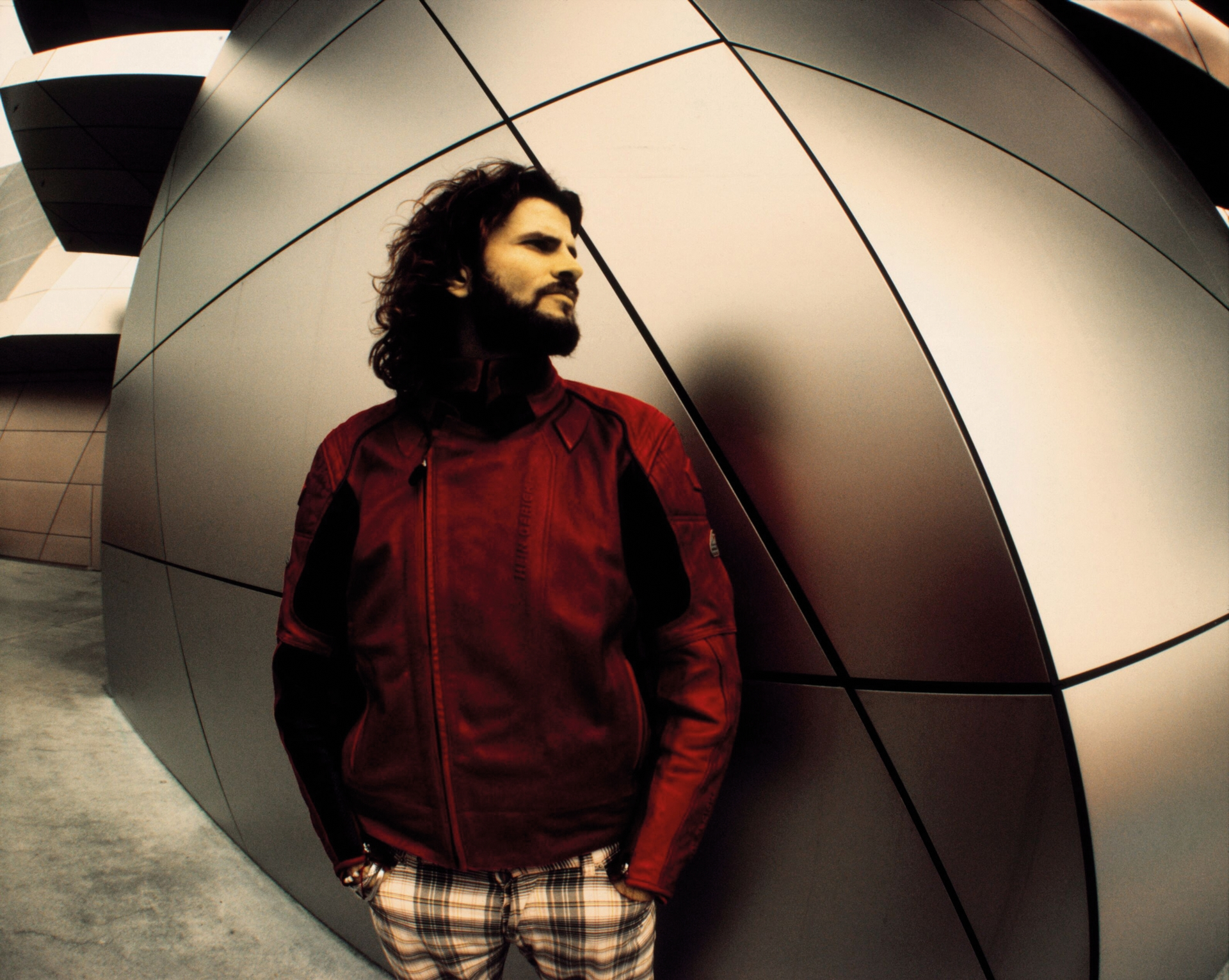 Concert : Vincent Peirani Living being Night Walker - ORTHEZ