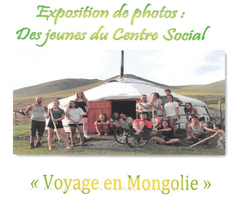 Exposition de photos : Voyage en Mongolie - MONEIN