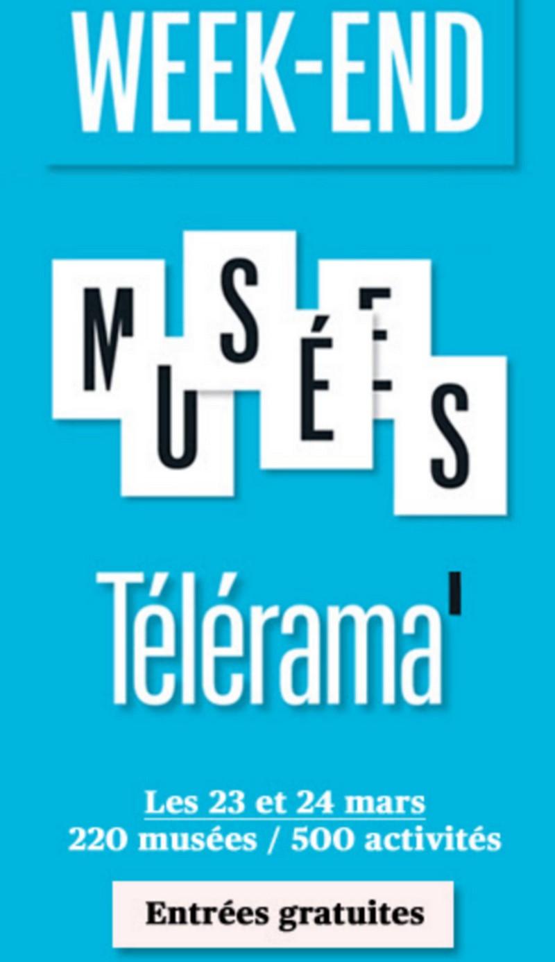 Week-end Musées Télérama et un café avec... - ORTHEZ