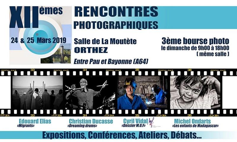 XIIèmes rencontres photographiques - ORTHEZ