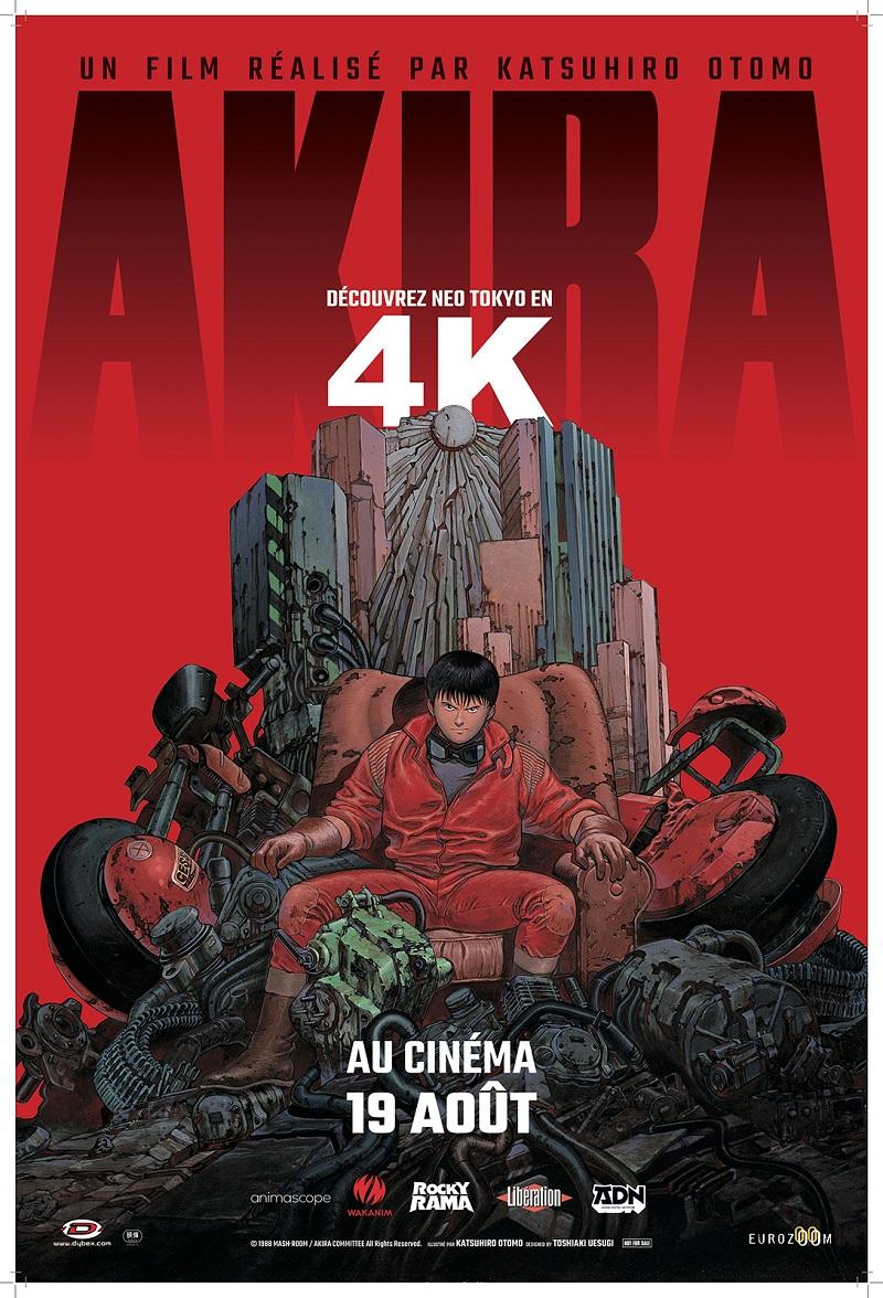 Ciné-mémoire : Akira - MONEIN