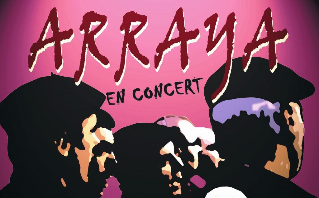 Concert Arraya - ARTIX