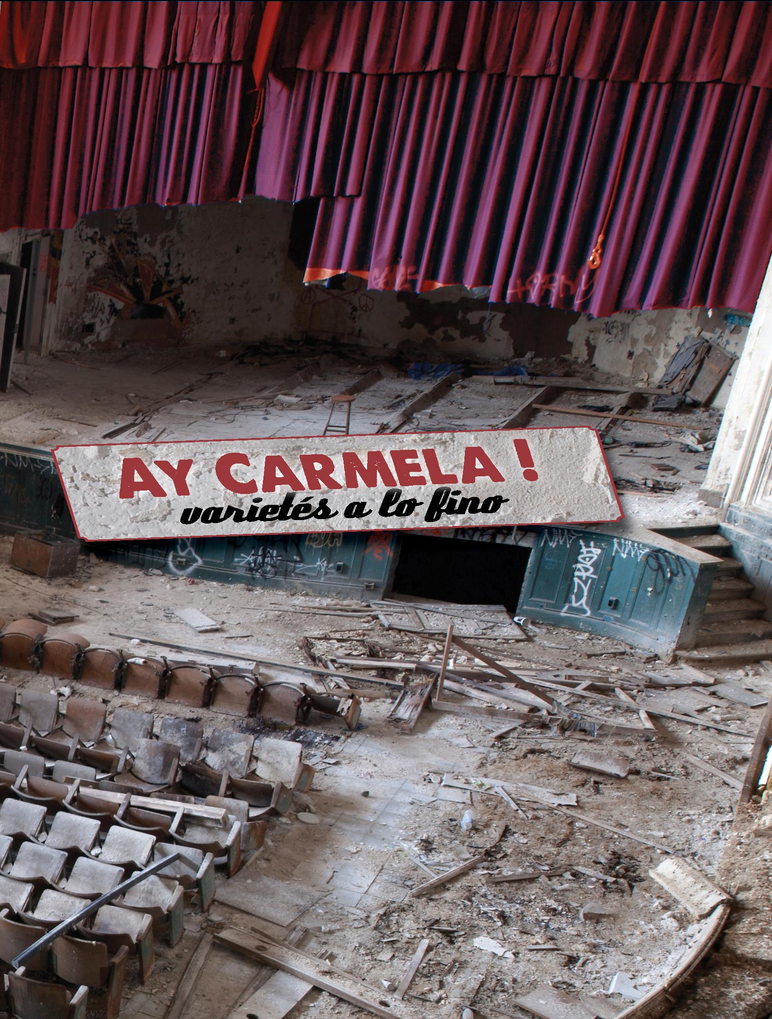 Théâtre: Ay Carmela - MOURENX