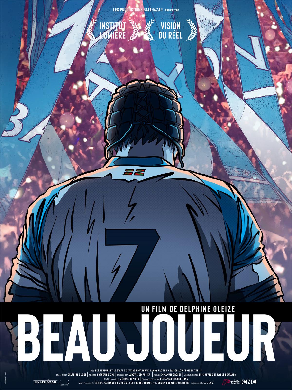 Ciné-Discussion : Beau Joueur - MONEIN