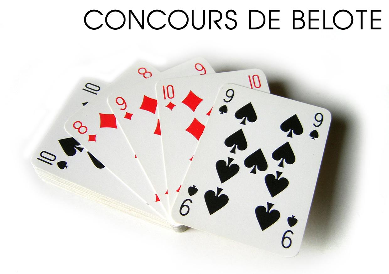Concours de belote - SALLES-MONGISCARD