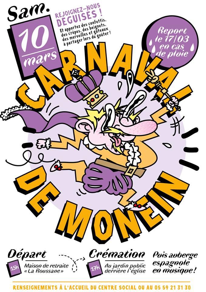 Carnaval - MONEIN