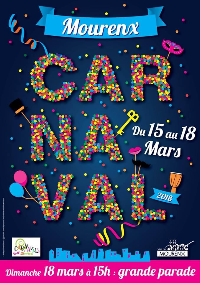 Carnaval de la Maison de retraite - MOURENX