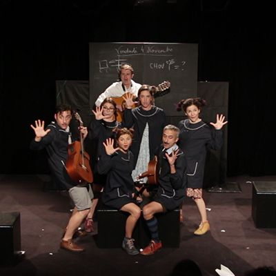 Théâtre musical: Carnet de notes - MONEIN