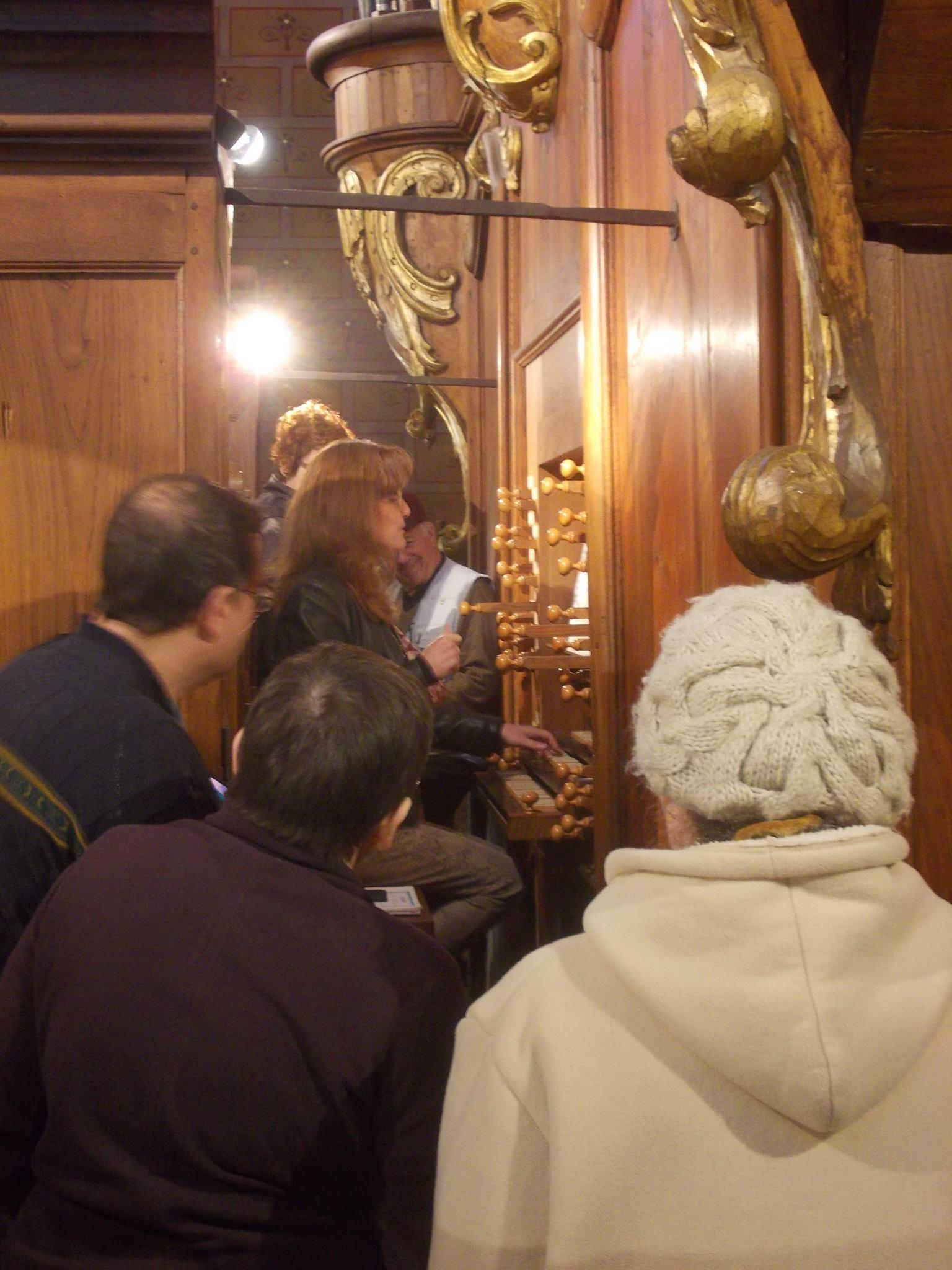 Semaine de l'orgue : récital d'orgue - MONEIN