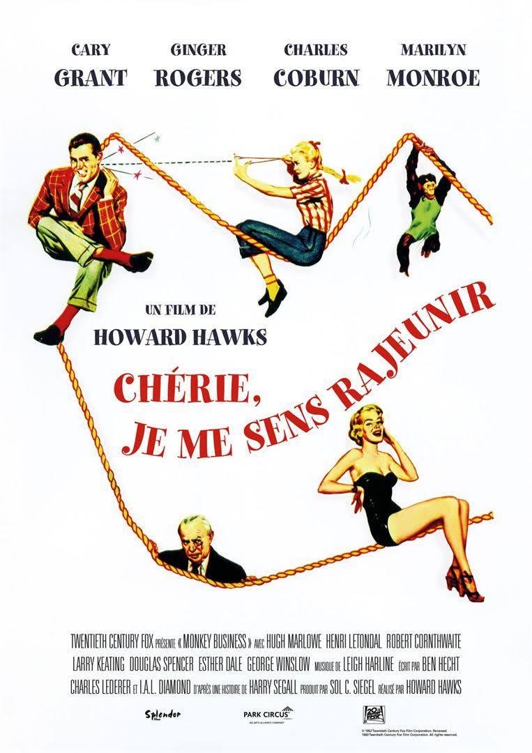 Ciné-Patrimoine: Chérie je me sens rajeunir - MONEIN