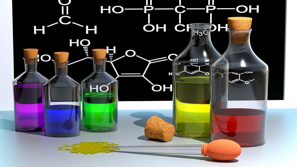 Atelier: La chimie en folie - MOURENX