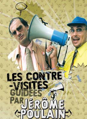 Les contre-visites guidées de Jérôme Poulain - LUCQ-DE-BEARN