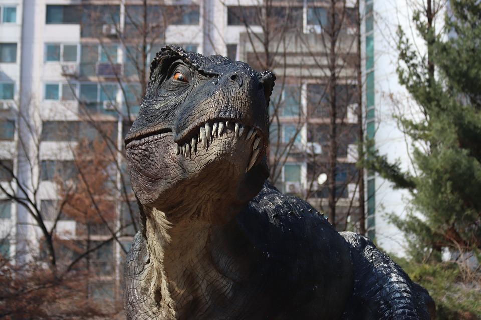 Atelier: Les dinosaures débarquent au Mi[X] - MOURENX